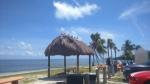 Key west. Água turquesa