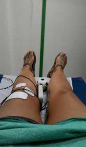 Na fisioterapia